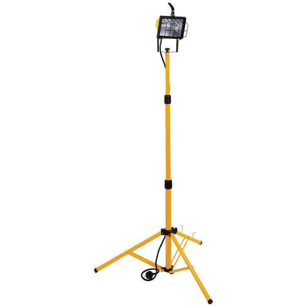 Floodlight 500W Single On Stand