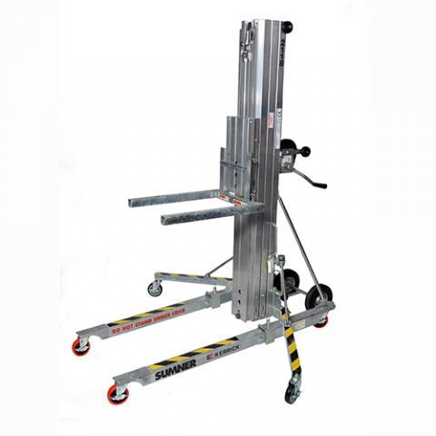 Materials Hoist - 250 kg Capacity   Carnegie Equipment Hire